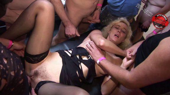 Milf Steffi Blond